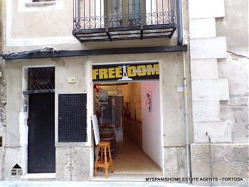 Tortosa Business - Freehold